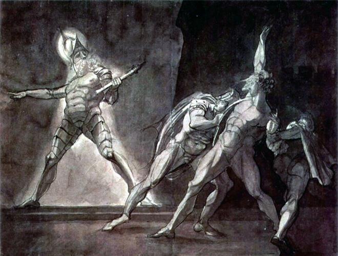 4 hồn ma giả tưởng nổi tiếng nhất thế giới Ảnh 1