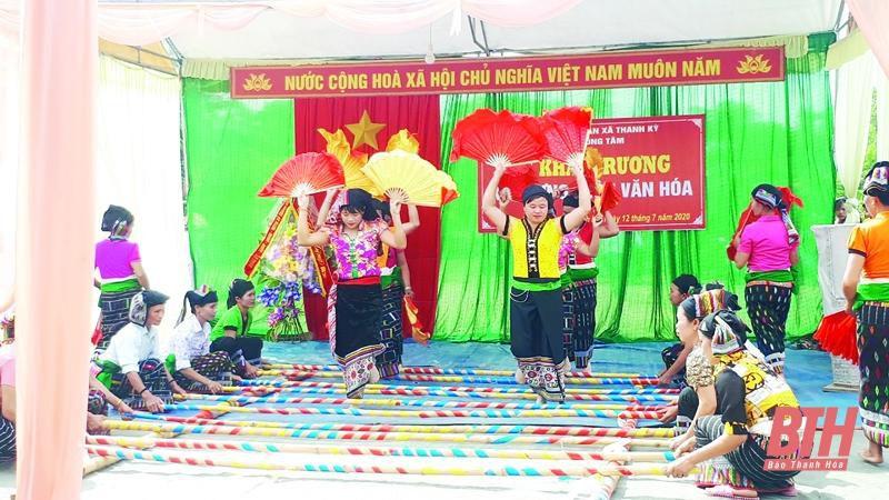 Huyện Như Thanh: Quan tâm xây dựng đời sống văn hóa Ảnh 1
