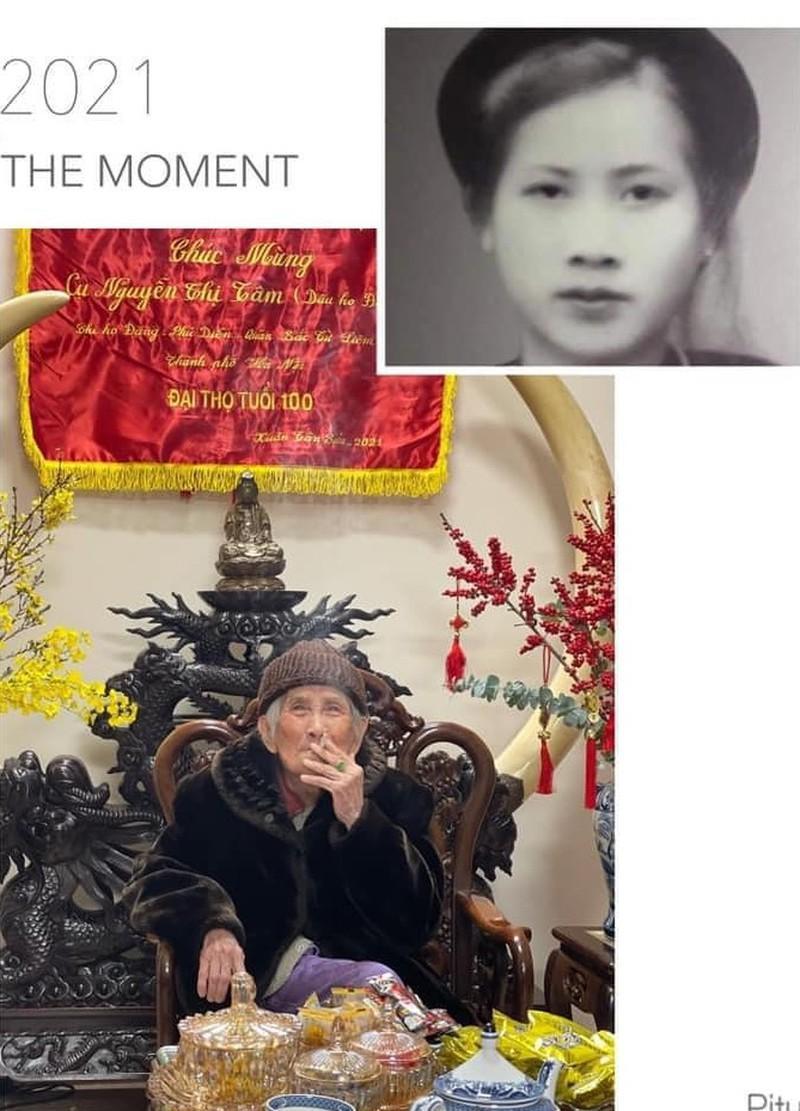 Cụ bà 100 tuổi gây sốt trên mạng xã hội vì quá đẹp Ảnh 5