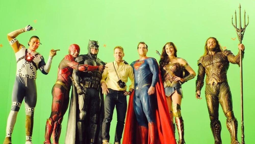 Đạo diễn không có thù lao khi thực hiện 'Justice League' 2021 Ảnh 1