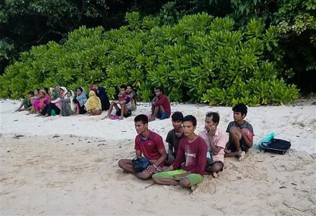 Malaysia vẫn trục xuất hơn 1.000 người Myanmar Ảnh 1
