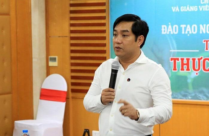 Chủ tịch Tập đoàn Đèo Cả Hồ Minh Hoàng làm Phó chủ tịch Hưng Thịnh Incons Ảnh 1
