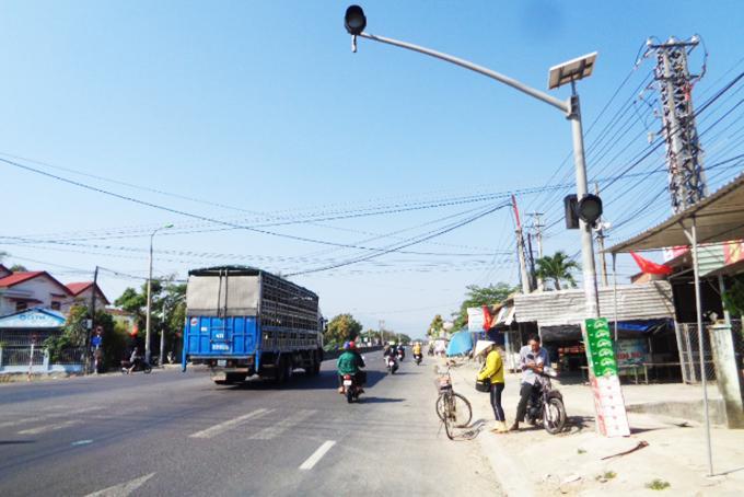 Đèn tín hiệu giao thông không hoạt động Ảnh 1