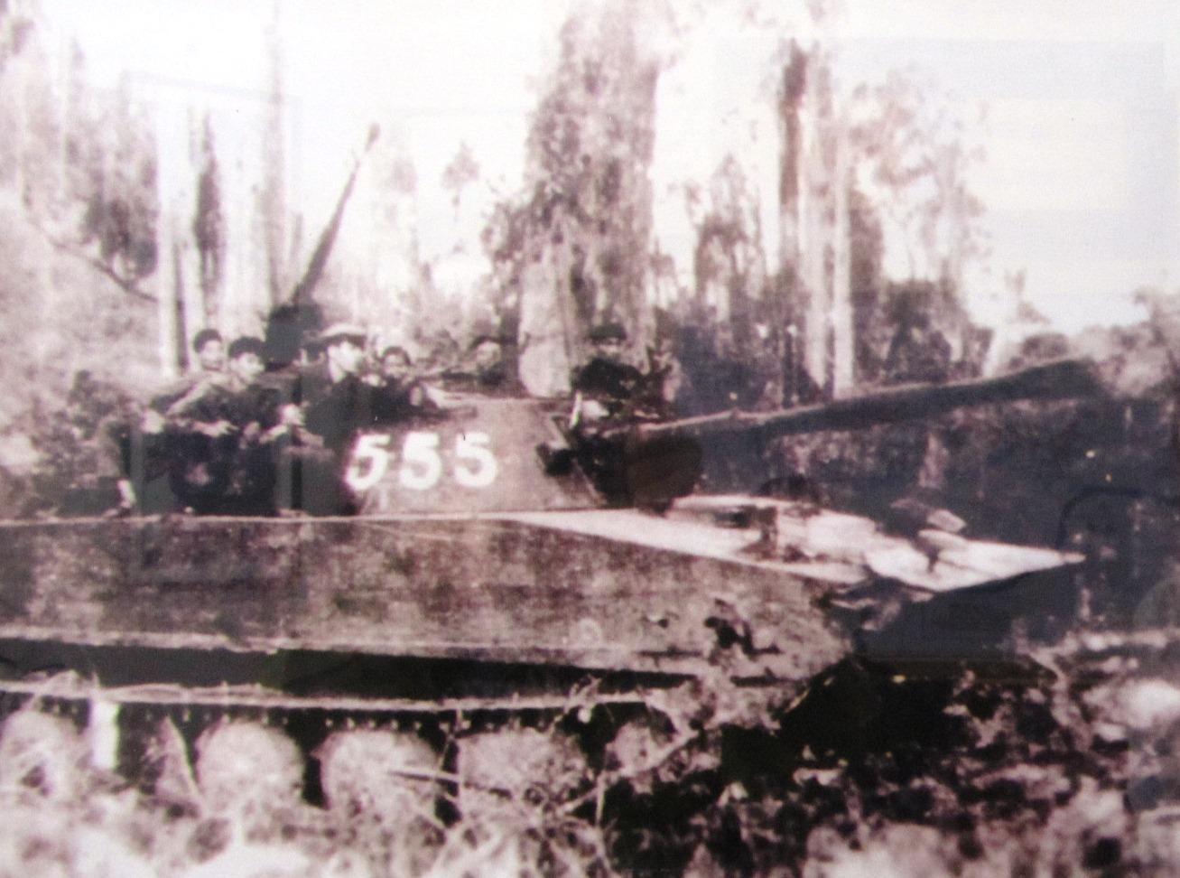 Tác chiến hiệp đồng binh chủng trong trận then chốt chiến dịch Ảnh 1