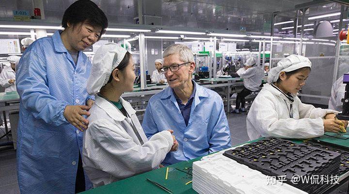 Tại sao các công ty nước ngoài muốn tháo chạy khỏi Trung Quốc? Apple đã cho chúng ta câu trả lời Ảnh 3