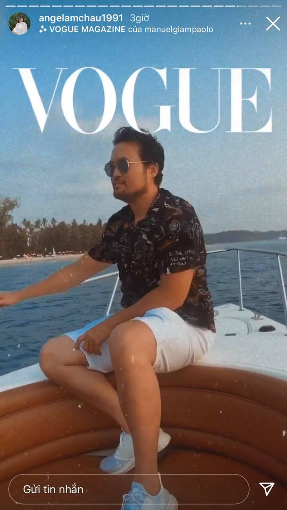 'Phạm Băng Băng phiên bản Việt' khoe chồng đại gia hơn 15 tuổi đầy điển trai Ảnh 4