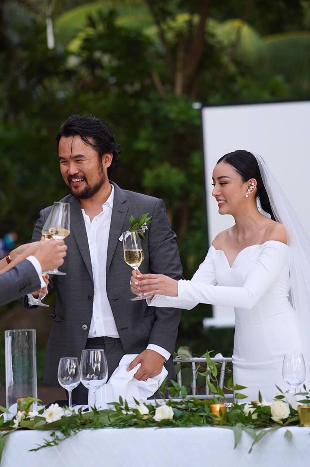 'Phạm Băng Băng phiên bản Việt' khoe chồng đại gia hơn 15 tuổi đầy điển trai Ảnh 2