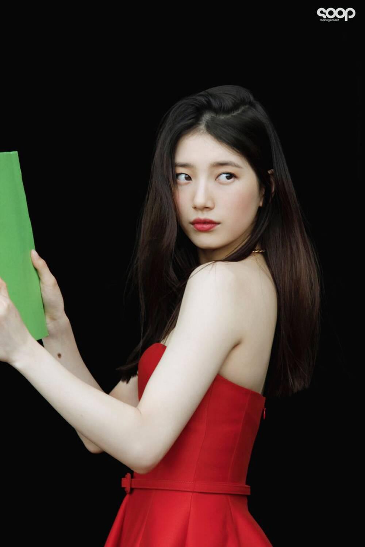 Dân mạng phát sốt vì Suzy lộ hình xăm trong ảnh mới Ảnh 6