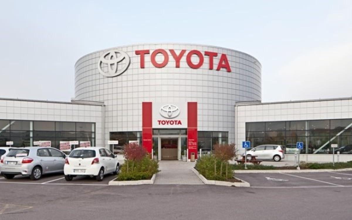 Toyota hoãn kế hoạch khai trương nhà máy mới tại Myanmar Ảnh 1