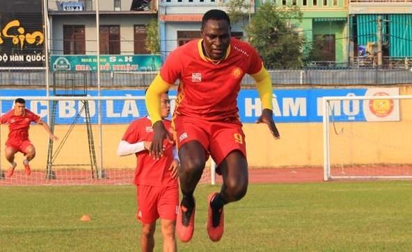 CLB Thanh Hóa bị xử thua kiện tiền đạo Senegal Ảnh 1