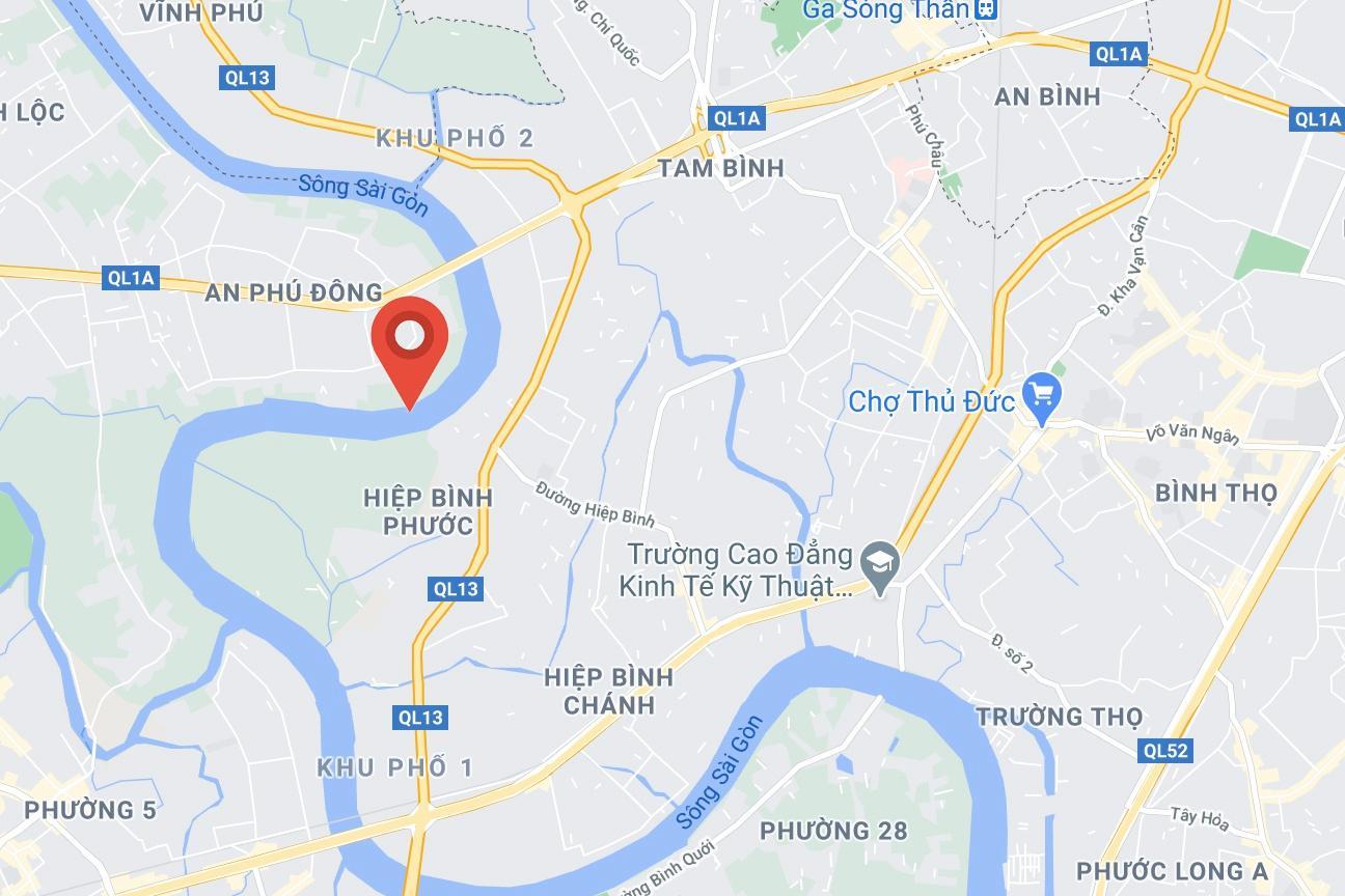 Thi thể nam thanh niên nổi trên sông Sài Gòn Ảnh 2