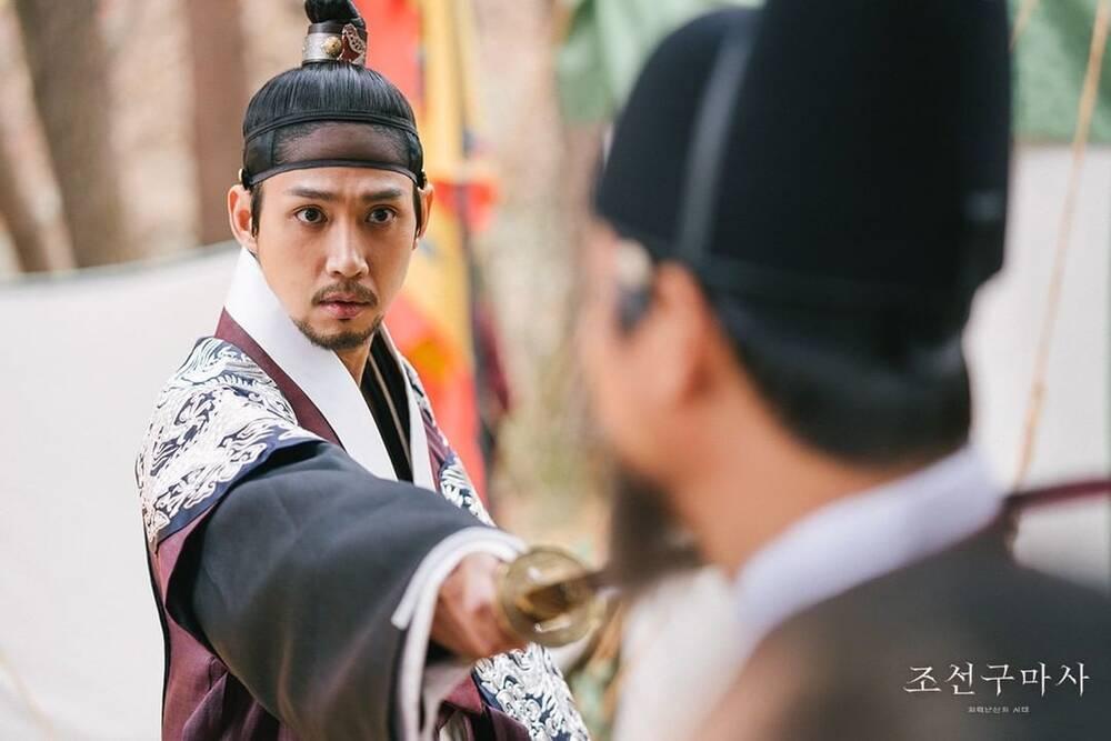 Phim truyền hình Hàn Quốc tháng 3: Đa dạng thể loại, từ lãng mạn, hài hước đến kinh dị Ảnh 15