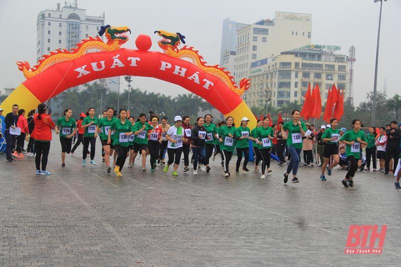 Giải Việt dã Báo Thanh Hóa 'Chạy vì sức khỏe cộng đồng' lần thứ XXV – năm 2021 dự kiến tổ chức tại huyện Đông Sơn vào đầu tháng 4 Ảnh 1