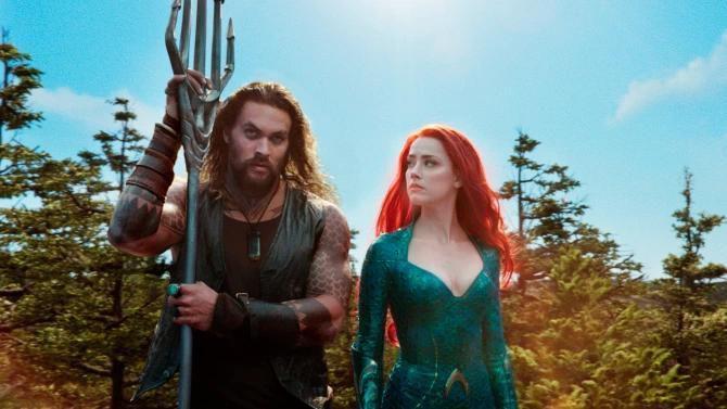 Amber Heard bị loại khỏi 'Aquaman 2'? Ảnh 1