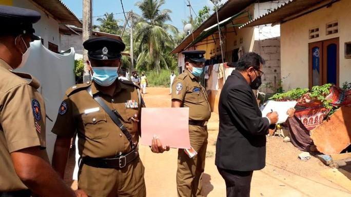 Bé gái 9 tuổi bị đánh chết trong lễ trừ tà ở Sri Lanka Ảnh 1