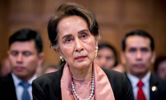 Tình hình Myanmar: Bà Aung San Suu Kyi xuất hiện, Nhật Bản phản đối tình hình bạo lực, Canada cân nhắc các biện pháp bổ sung Ảnh 1