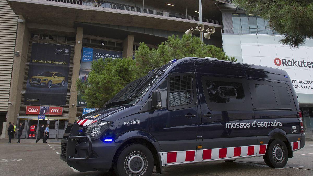 Cảnh sát điều tra Barca, ông Bartomeu bị bắt Ảnh 1