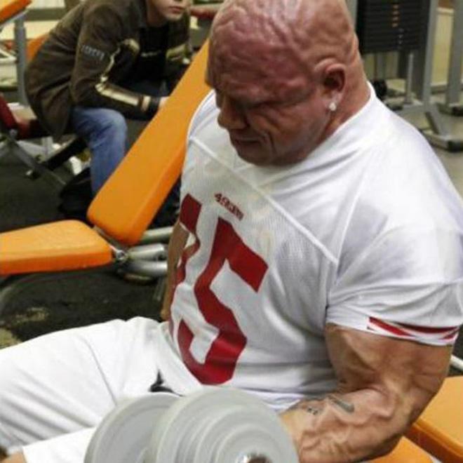 Khi phòng tập gym thành nơi tấu hài, xem xong chỉ muốn lao ngay đến phòng tập để hóng 'drama' Ảnh 11