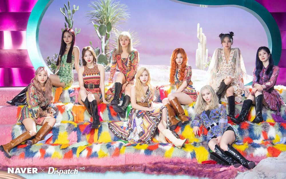 Lisa, Tzuyu và những thần tượng K-Pop có quốc tịch nước ngoài được yêu thích nhất tại Hàn Ảnh 3