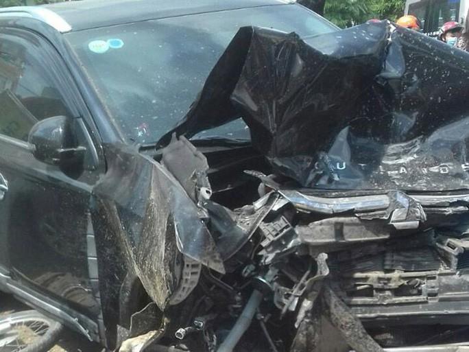 Công an truy tìm hành khách trên chuyến xe 'tử thần' khiến 5 người thương vong Ảnh 1