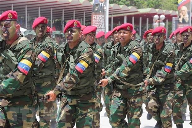 Hơn 545.000 binh sỹ Venezuela tiến hành tập trận Lá chắn Bolivar 2021 Ảnh 1