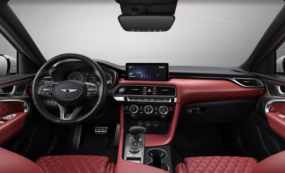 Genesis G70 đời 2022 có thêm phiên bản giới hạn Launch Edition Ảnh 4