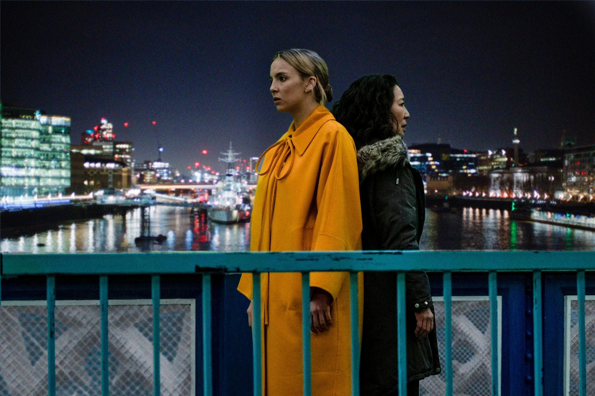 Phim giật gân 'Killing Eve' kết thúc sau mùa bốn Ảnh 2