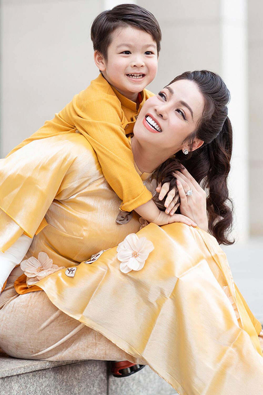 Nhật Kim Anh chính thức giành được quyền nuôi con từ chồng cũ Ảnh 2