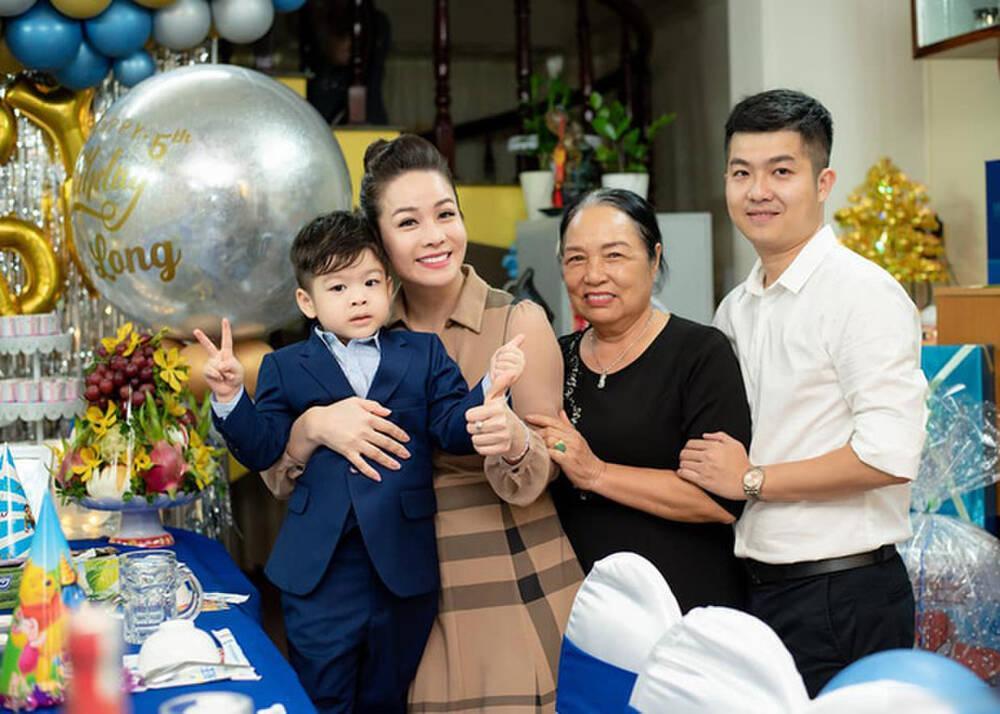 Nhật Kim Anh chính thức giành được quyền nuôi con từ chồng cũ Ảnh 4