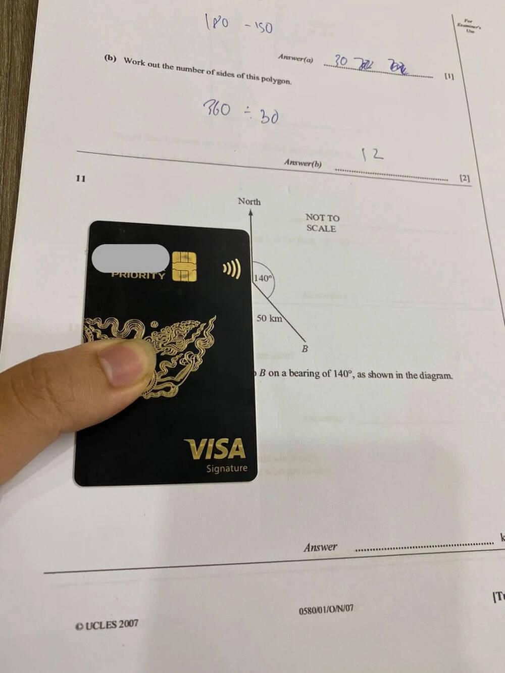 Thực hư chuyện rich kid 2k4 dùng thẻ 'hạn mức 2 tỷ đồng' thay thước khiến dân tình xôn xao Ảnh 1
