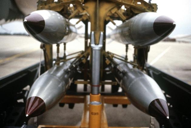 Mỹ bí mật đưa bom hạt nhân ra khỏi châu Âu Ảnh 1