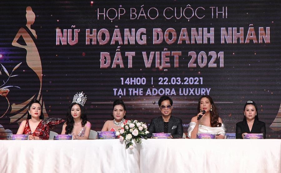 Chính thức công bố cuộc thi Nữ hoàng Doanh nhân đất Việt năm 2021 Ảnh 1