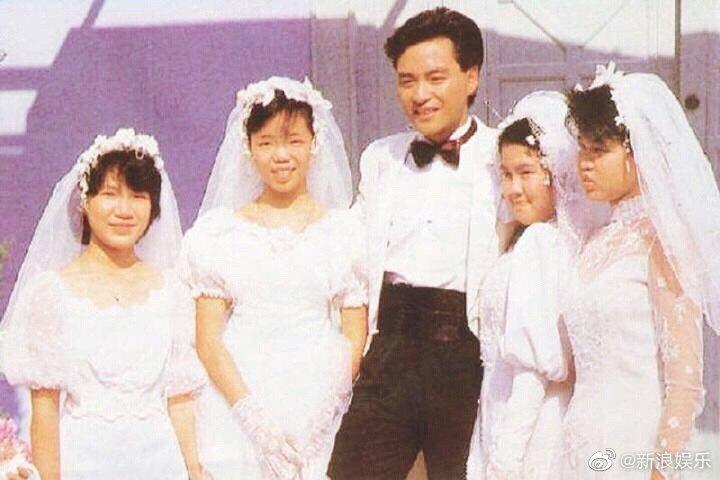 Ảnh cưới hiếm của Trương Quốc Vinh Ảnh 3