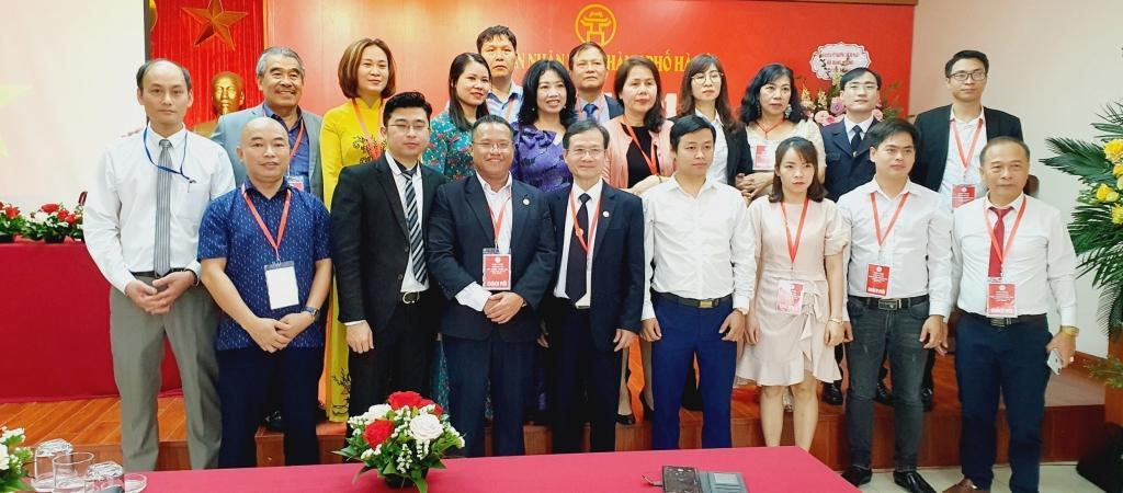 Hội Thừa phát lại TP Hà Nội chính thức được thành lập Ảnh 3