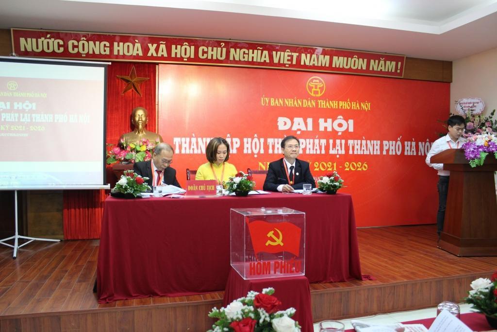 Hội Thừa phát lại TP Hà Nội chính thức được thành lập Ảnh 1