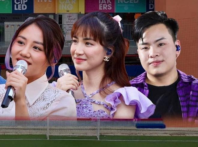 Hòa Minzy khiến hết Văn Mai Hương đến Hứa Kim Tuyền lo lắng về chuyện quá cầu toàn trong giọng hát Ảnh 5