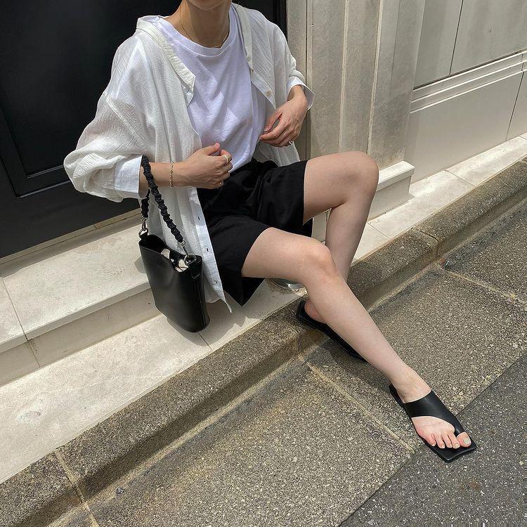 Cách mặc đồ đẹp của hot girl Nhật Bản cao 1,56 m Ảnh 8