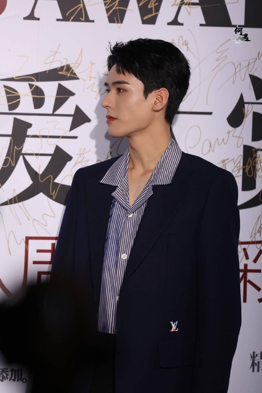 Bị dân tình chê bai vì lan da mất điểm, Cung Tuấn lấy lại phong độ khi đẹp trai ngời ngợi tại sự kiện Ảnh 2