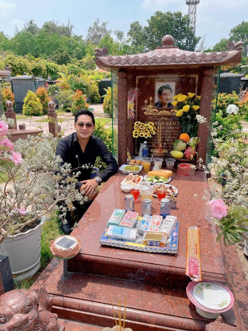 Sao Việt tưởng nhớ cố Nghệ sĩ Anh Vũ Ảnh 1