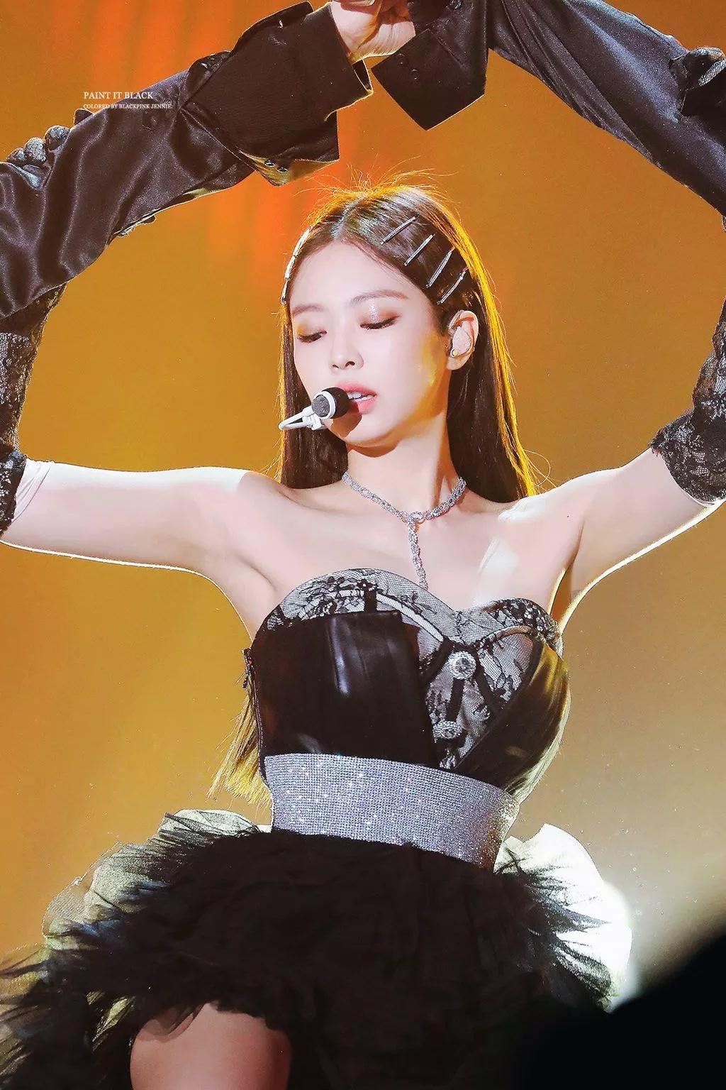 Đây là thời kỳ đỉnh cao nhan sắc của 'công chúa nhà YG' Jennie (BLACKPINK) Ảnh 5