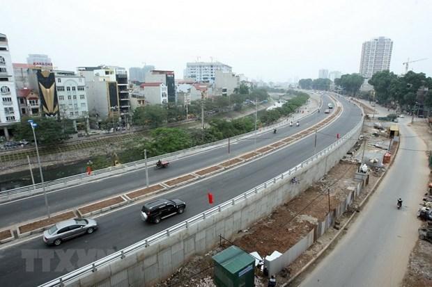 Điều chỉnh cục bộ quy hoạch đường Vành đai 5 của vùng Thủ đô Hà Nội Ảnh 1