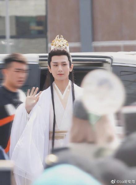 Mặc cấm cản của fan, Dương Tử vẫn 'chung đôi' với Thành Nghị Ảnh 4