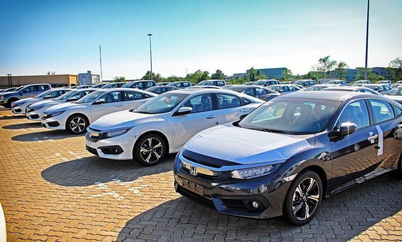 Ô tô nhập tăng đột biến, giá hơn 460 triệu đồng/chiếc Ảnh 2