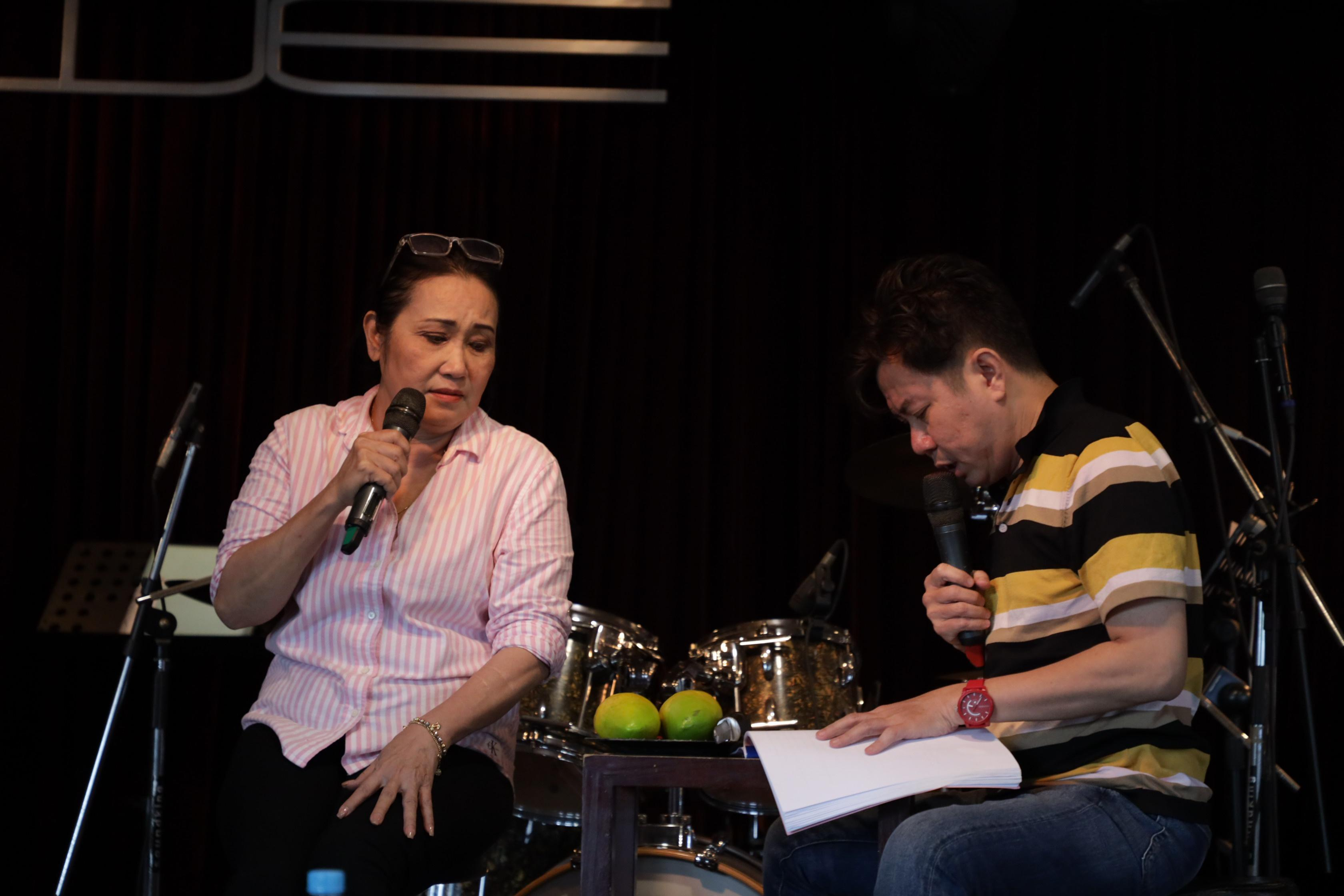 Thanh Hằng, Thoại Mỹ và dàn nghệ sĩ hội ngộ Ảnh 7