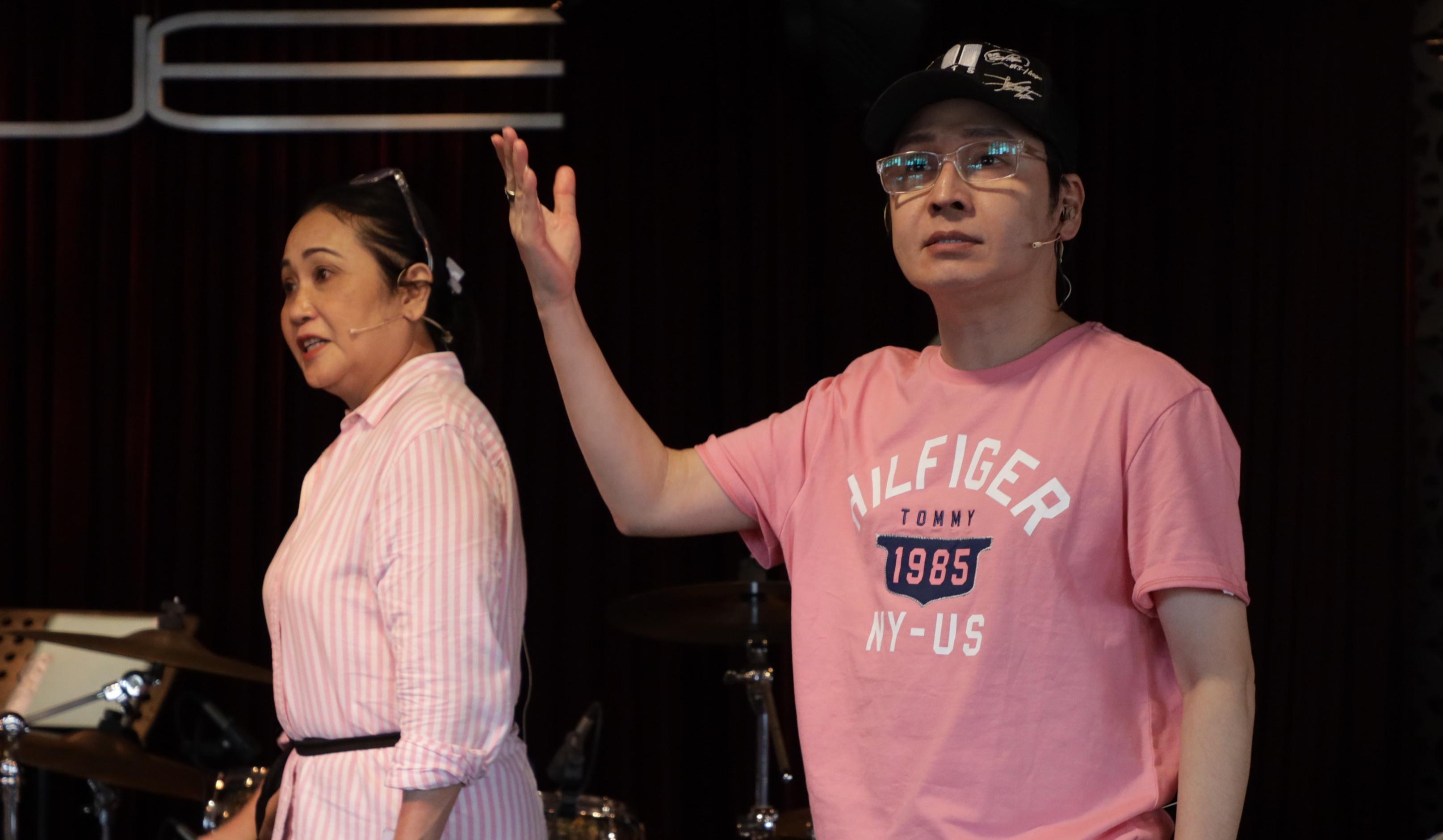 Thanh Hằng, Thoại Mỹ và dàn nghệ sĩ hội ngộ Ảnh 5