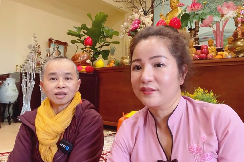 Thúy Nga nhờ Trizzie Phương Trinh liên hệ chồng cũ ca sĩ Kim Ngân Ảnh 1