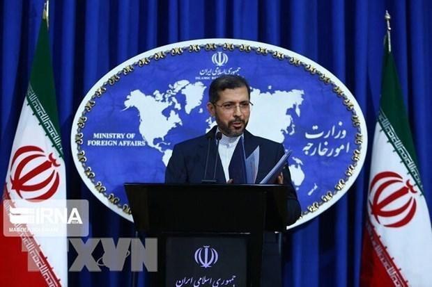 Iran phản đối giải pháp gỡ bỏ 'từng bước' các biện pháp trừng phạt Ảnh 1