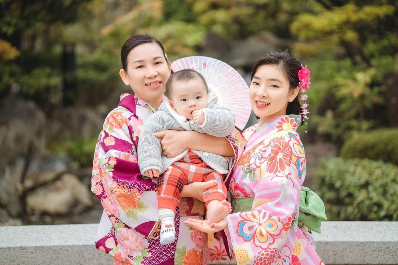 Ca sĩ Vân Nguyễn hóa thân thành cô gái Nhật Bản Ảnh 8