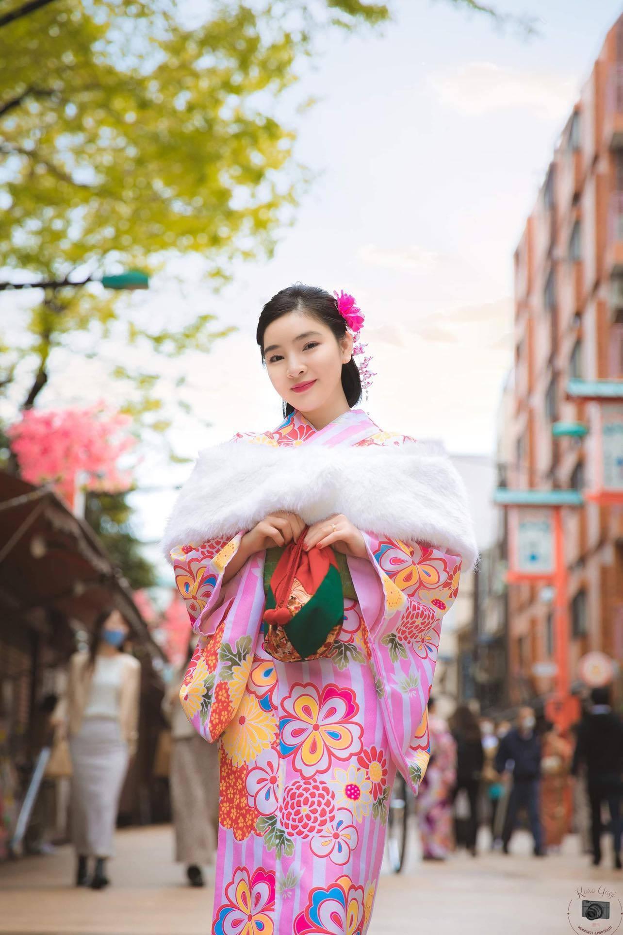 Ca sĩ Vân Nguyễn hóa thân thành cô gái Nhật Bản Ảnh 3