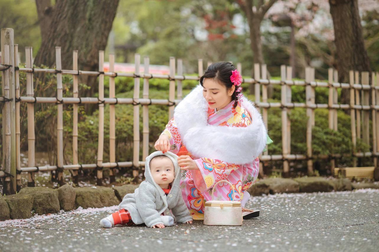Ca sĩ Vân Nguyễn hóa thân thành cô gái Nhật Bản Ảnh 7